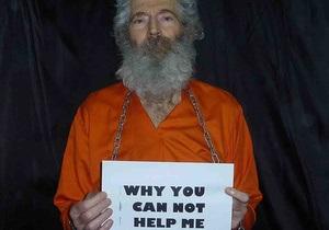 США подозревают в похищении экс-агента ФБР Иран