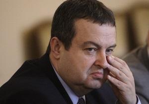 Скандал в Сербии. Премьер Ивица Дадич утверждает, что данные о его встречах с наркобароном - заговор