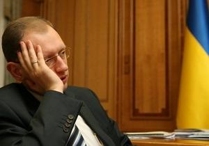 Яценюк: Продление полномочий выборного органа - преступление