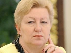 Наша Украина проинформировала Минюст, что ее лидером избрана Ульянченко