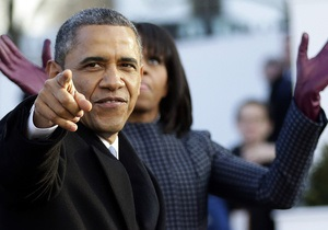 Обама-2. Фоторепортаж с инаугурации президента США