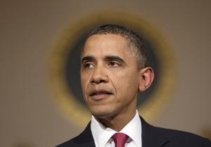 Фотогалерея: Обаме - 50. Лучшие кадры президентства