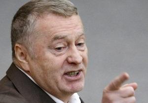 Жириновский заявил о готовности стать мэром Москвы