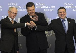 Киев и Брюссель пришли к единому мнению относительно текста Соглашения об ассоциации