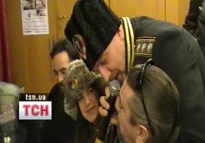 Бывший муж дочери Тимошенко приехал в Украину с новой спутницей