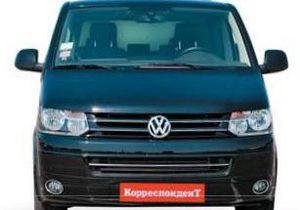 Крепкий хозяйственник. Тест-драйв Volkswagen Multivan