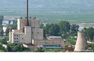 КНДР собирается запустить 5-мегаваттный ядерный реактор