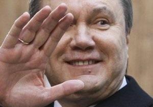 В четверг Янукович отправится в Крым