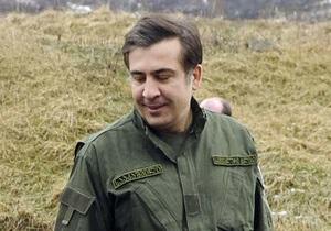 Саакашвили напомнил, как украинские системы ПВО сбивали российские самолеты