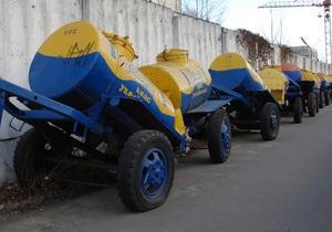 Киевская мэрия запретила продавать квас из бочек