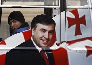 Би-би-си: Видеовойны в предвыборной Грузии