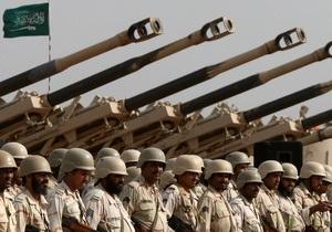 Саудовская Аравия выстроит забор на границе с Йеменом