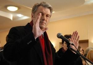 The Times: Наследие Ющенко для Украины? Улыбающиеся люди