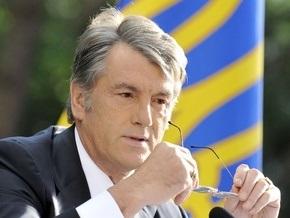 Ющенко сегодня почтит память жертв коммунистических репрессий