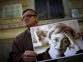 Главный подозреваемый в убийстве Политковской объявлен в международный розыск