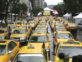В Китае таксистов бесплатно обучают боевым искусствам