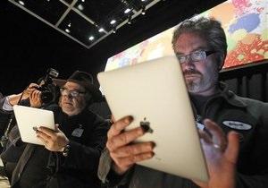 Опрос: более трети пользователей iPad собираются читать на нем книги и газеты