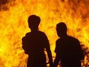 Пожар в Днепропетровске: новые подробности