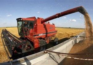 Непогода: В Украине снизили прогноз урожая зерна в этом году