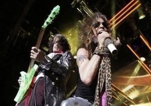 Стивен Тайлер объявил дату выхода первого за семь лет альбома Aerosmith