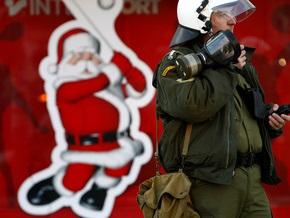 В США Санта-Клаус, застреливший трех человек, покончил с собой