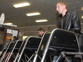 В Киеве отменили долгосрочные проездные в общественном транспорте