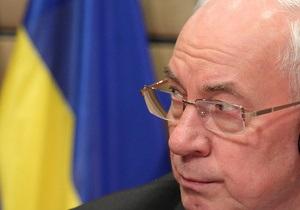 В Кабмине прокомментировали высказывание Азарова о  малороссийском языке