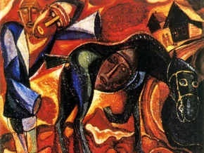 В Киеве открылась выставка картин украинского Ван Гога