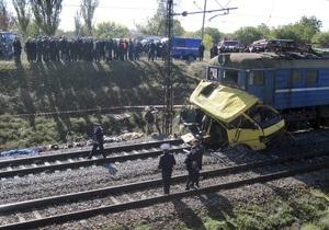 Очевидцы ДТП: Водитель автобуса, столкнувшегося с локомотивом, вел себя странно