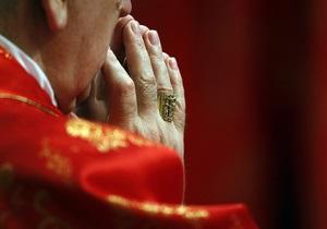 Выборы нового Папы Римского начались в Ватикане
