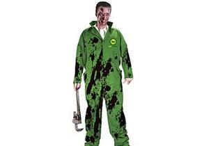 В США хитом продаж среди костюмов для Хэллоуина стал рабочий комбинезон ВР