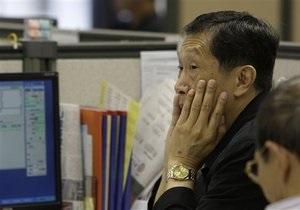 Мировые биржи открылись падением