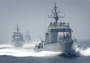 Пхеньян объявил  зоной огня  приграничный с Южной Кореей район в Желтом море