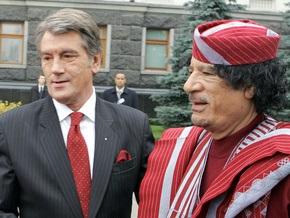 Муаммар Каддафи: Украина - это серьезная проблема