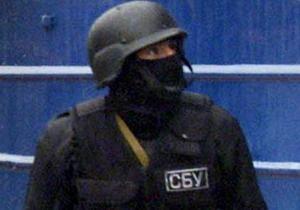 СБУ изьяла полтонны взрывчатки в Житомирской области