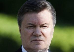 Янукович  - Волынская трагедия - Коморовский - Янукович пообещал обнародовать общее заявление по поводу Волынской трагедии, хотя сам на церемонию не приедет