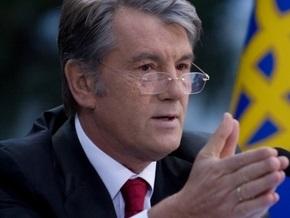 Ющенко на этой неделе посетит Крым, Запорожье, Прикарпатье и Молдову