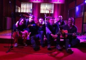 Океан Ельзи записывают альбом с британским саунд-продюсером, обладателем трех Grammy