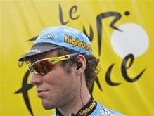 Тур де Франс: Шумахер сохранил желтую майку