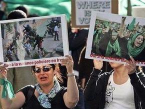 Число убитых в Иране в результате разгона акций протеста оппозиционеров составляет 15 человек