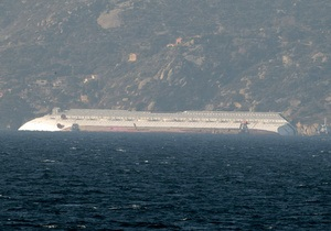 Найден черный ящик потерпевшего крушение круизного лайнера