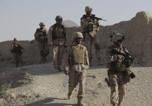 США и Великобритания понесли первые потери в Афганистане в 2010 году