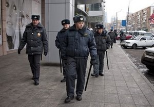 СМИ: на юго-западе Москвы 12 уроженцев Кавказа напали на милиционеров