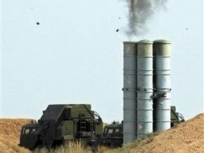 Россия не поставляет в Иран комплексы С-300
