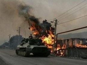 МИД Украины: Москва пытается сделать Киев виновником своего конфликта с Грузией