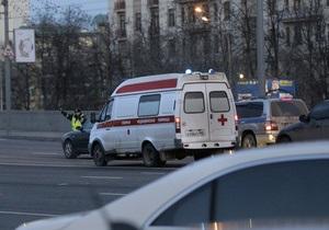 Во время столкновения с милицией под Кабмином одному чернобыльцу стало плохо