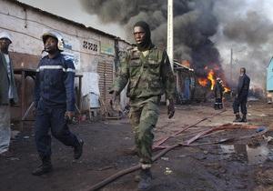 Франция подтвердила участие своих военных в операции в Сомали