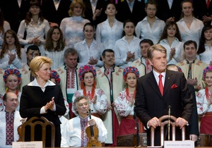 Ющенко рассказал, кто решит судьбу Украины