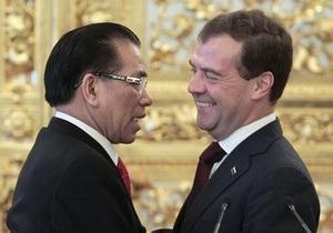 Россия готова помочь Вьетнаму в строительстве метро