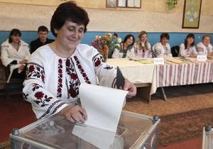 Опрос: 17% украинцев на прошедших выборах проголосовали бы против всех